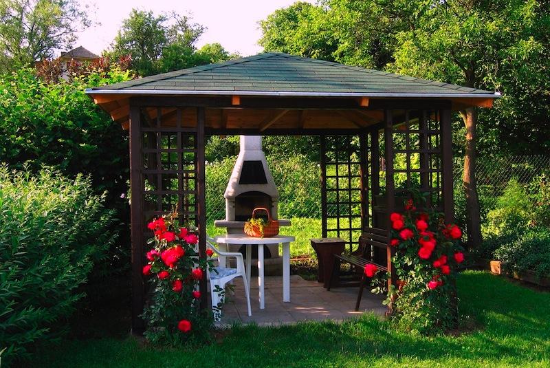 Gartengestaltung Pergola, kÜsters garten- und landschaftsbau, neuss - pergola und platanen, Design ideen